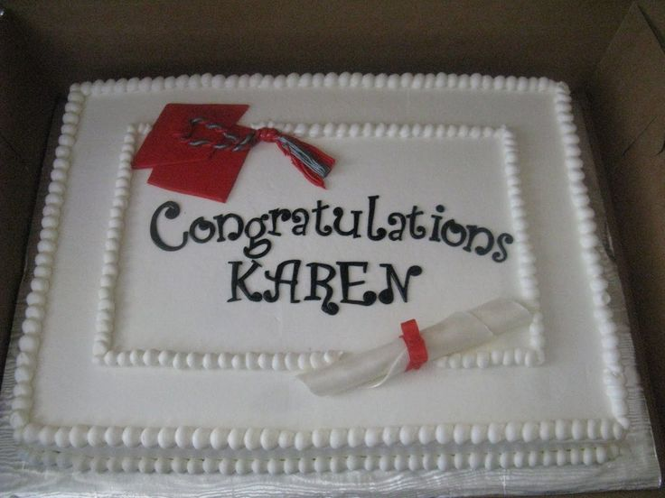 graduation sheet cakes pictures - Google Search