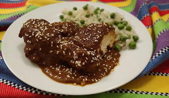 Рецепт приготовления Мексиканского соуса Моле Поблано (Mexican Mole Poblano) с…