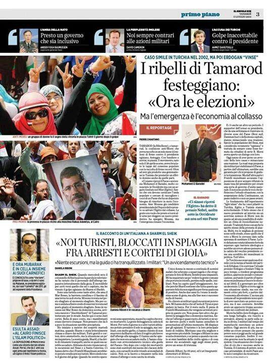 I ribelli di Tamarod