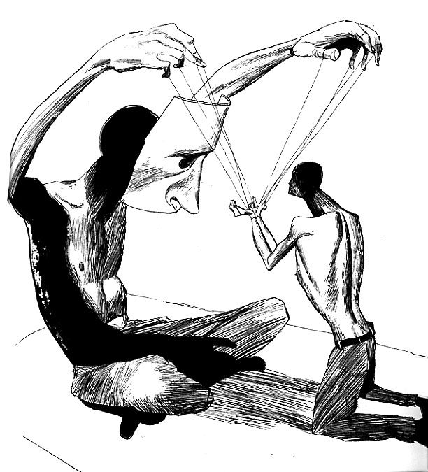 Лекция по композиции: иллюстрации и комментарии к окончанию практической части: strg_circle