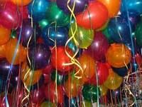 Balloons and more of them