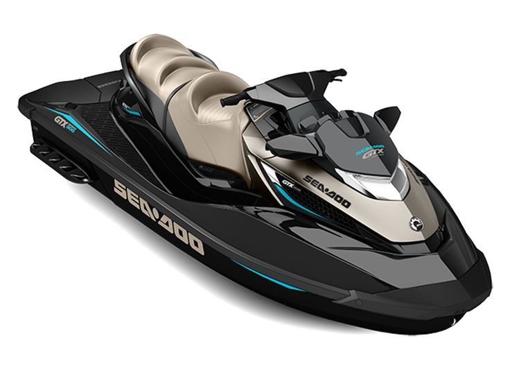 BRP Sea-Doo® 300 Watercraft « Good Design