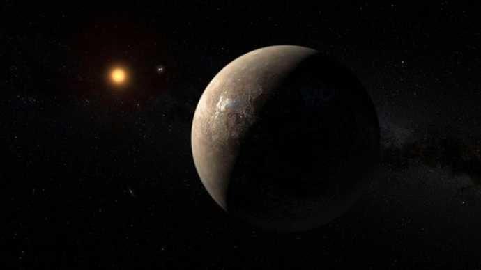 Nouvelles - Une planète potentiellement habitable et recouverte d'eau? - MétéoMédia