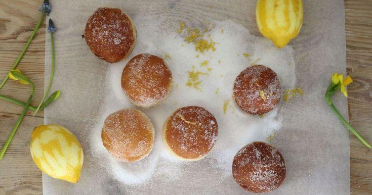 Lands bloggares Katarina Ekeström har ett recept på vaniljmunkar som kommer få snålvattnet att rinna!