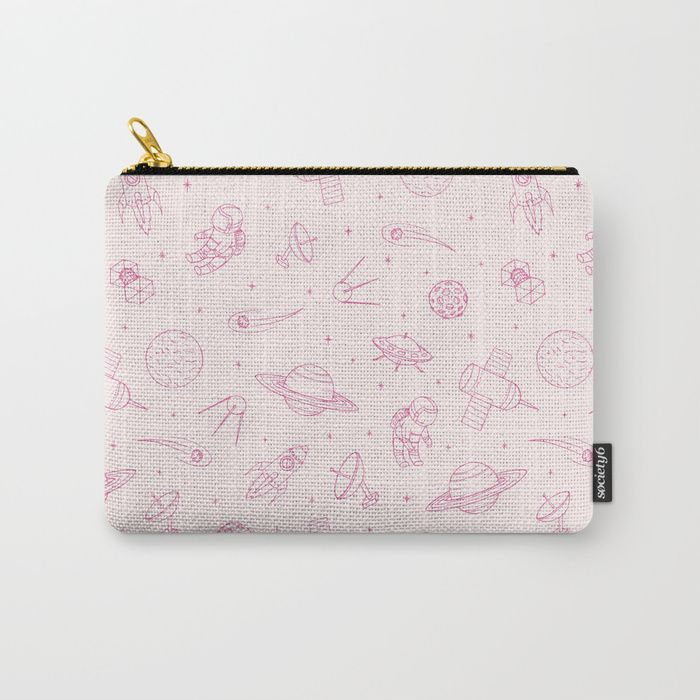 Organize your life with our Carry-All Pouches - perfect for toiletries, art supplies, makeup and smaller electronics. Pouches are available in three sizes, with the large able to fit an iPad. #S6GTP