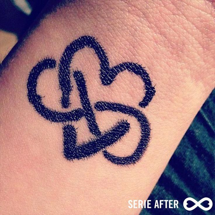 Best Friend Tattoos – Review: After (# 2): In a thousand pieces by Anna Todd – Corner of … #bestgirltattoos