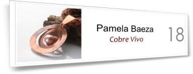 Joyería en cobre,artesania en cobre realizada a mano