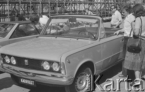 Fiat 125p kabriolet
