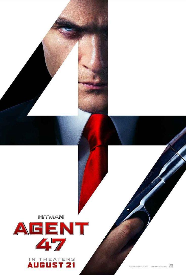 Hitman : Agent 47 film de Aleksander Bach avec Rupert Friend, Hannah Ware, Zachary Quinto. Agent 47 fait équipe avec une jeune femme pour déjouer les plans