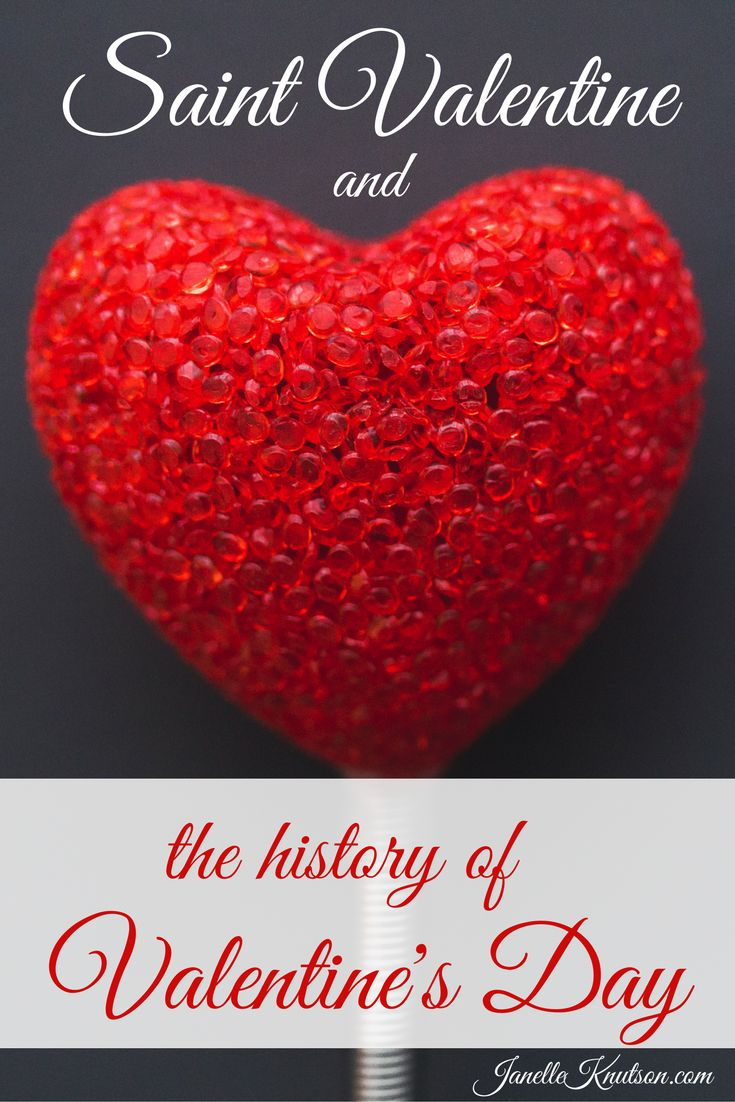 Who was Saint Valentine? When did Valentine's Day start? And how did hearts, flowers, love letters and chocolate candies get associated with this holiday? Let's take a closer look at Saint Valentine and the history of Valentine's Day to answer these questions. (This post contains affiliate links. Read my full disclosure here.) Saint Valentine Early church … … Continue reading →