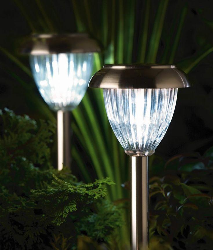 Illuminazione da giardino led idee e soluzioni per