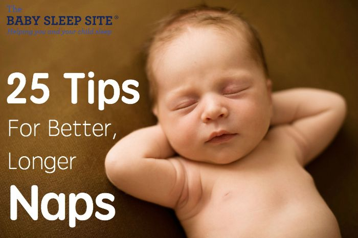 Watch for sleep cues from your baby. An overtired baby will have a hard time going to sleep and staying asleep!