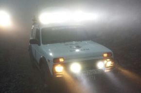 Экспедиции Lada 4x4 Дикари