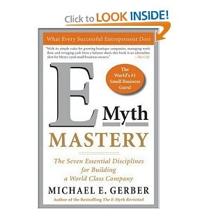 One of the best books on being an entrepreneur: Worth Reading, Small Business, E Myth Mastery, Books Worth, Class Company, Buildings, Essential Discipline, Business Books, Gerber