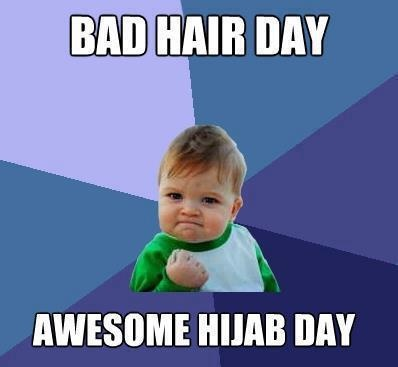 These days are great. #hijab