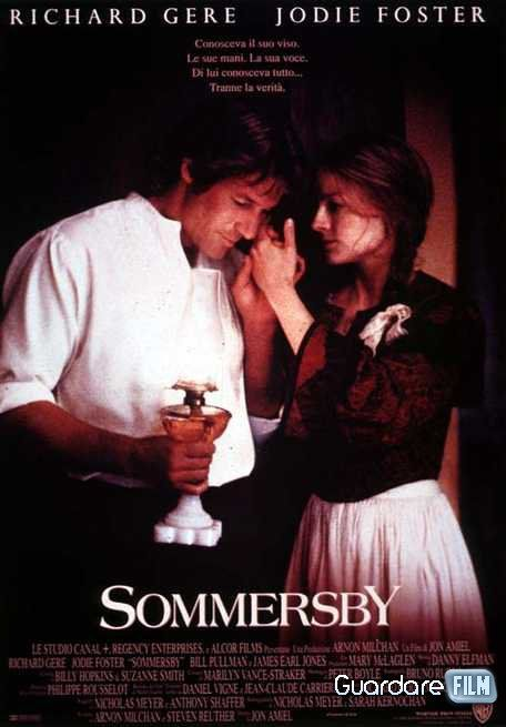Sommersby Streaming/Download (1993) HD/ITA Gratis | Guardarefilm: http://www.guardarefilm.me/streaming-film/9768-sommersby-1993.html