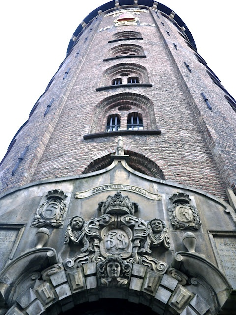 Round Tower - Copenhagen, Denmark Had a reception here and then climbed to the very top to get a grand view of Copenhagen~