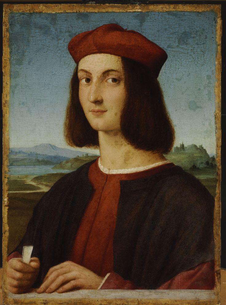 Raffaello Santi, 1503–1505 körül, olaj, diófa, 54 x 39 cm