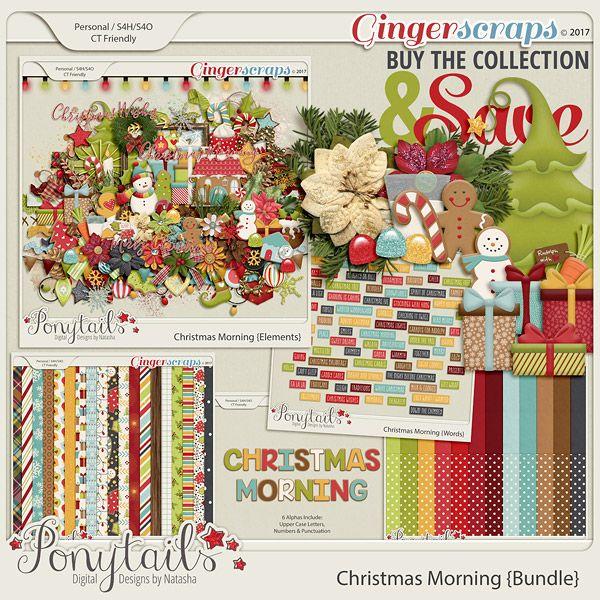 Christmas Morning Bundle