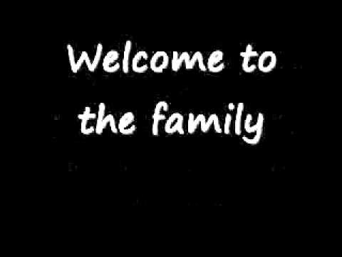 Avenged Sevenfold -  Welcome to the Family lyrics