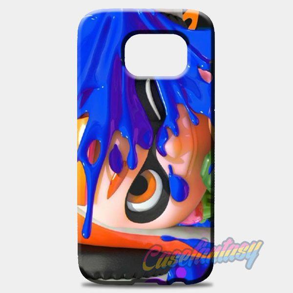 Splatoon Game Nintendo Samsung Galaxy S8 Case   casefantasy