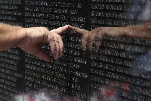http://media.kansascity.com/smedia/2012/05/26/06/02/891-18GnwE.St.55.jpeg: Memories Wall, Vietnam Veterans Memories, American Pride, Fallen Soldiers, 50Th Anniversaries, Memories 11/9, Dead Soldiers, Soldiers Heroes, Memories Day
