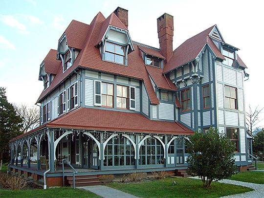55 Best American Architectural Styles Images On Pinterest