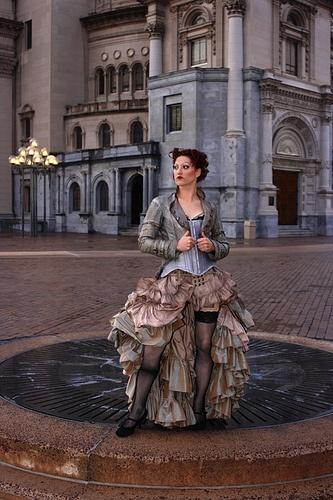 Amanda Palmer / that skirt is DRAMA