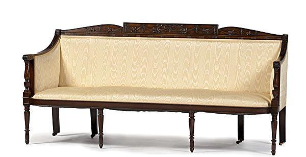Federal-style Sofa