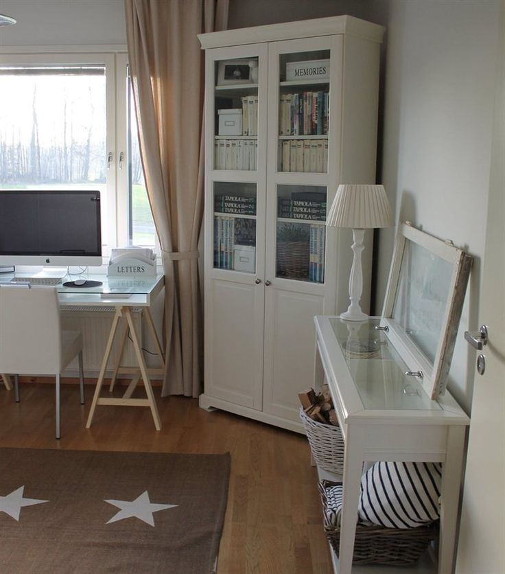 LIATORP bookcase | Jonna-Janette's home office in Finland | live from IKEA FAMILY