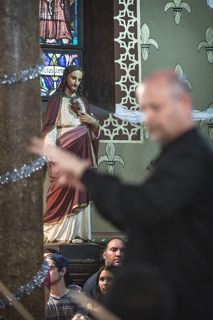 Conciertos Ciudadanos 2016. Iglesia Corpus Domini. Foto de Patricio Melo