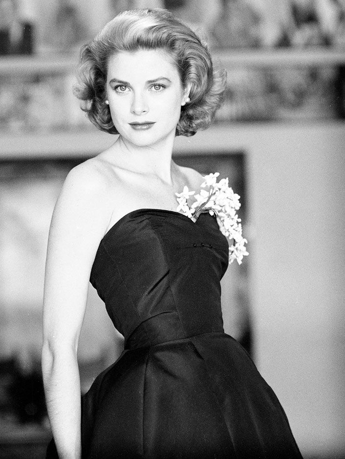 My style icon - Grace Kelly.