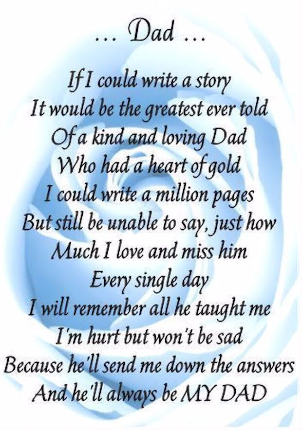 Image result for poems about death of father joining his wife