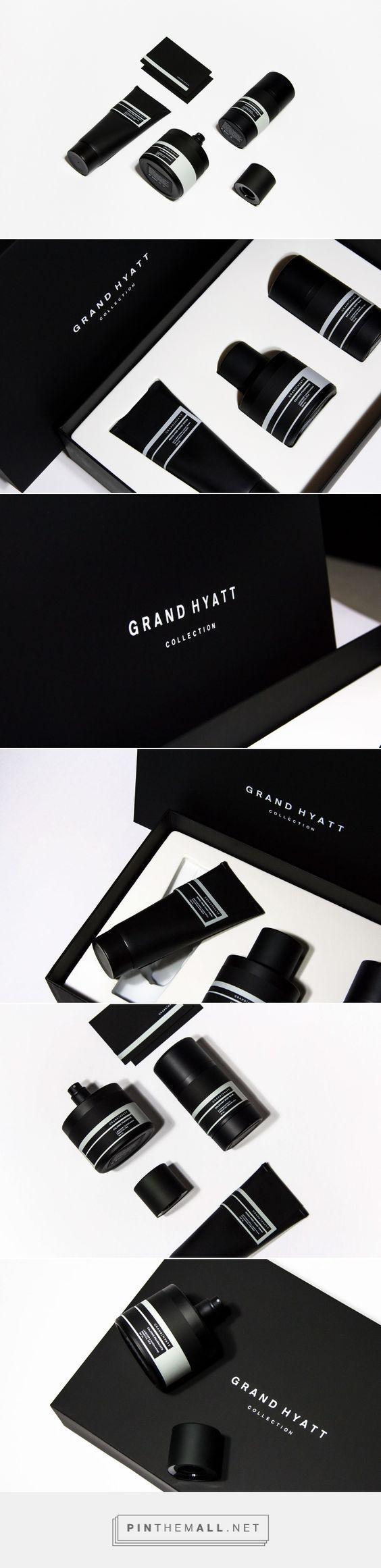 Grand Hyatt Packaging: More