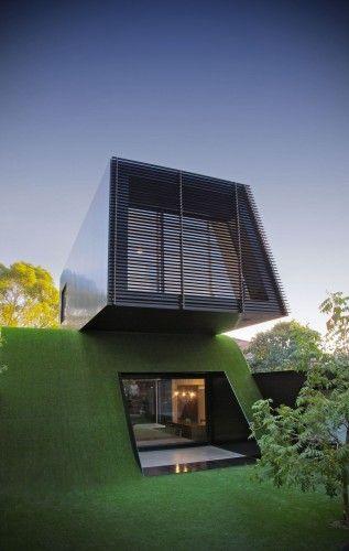 Andrew Maynard Architects - Hill House