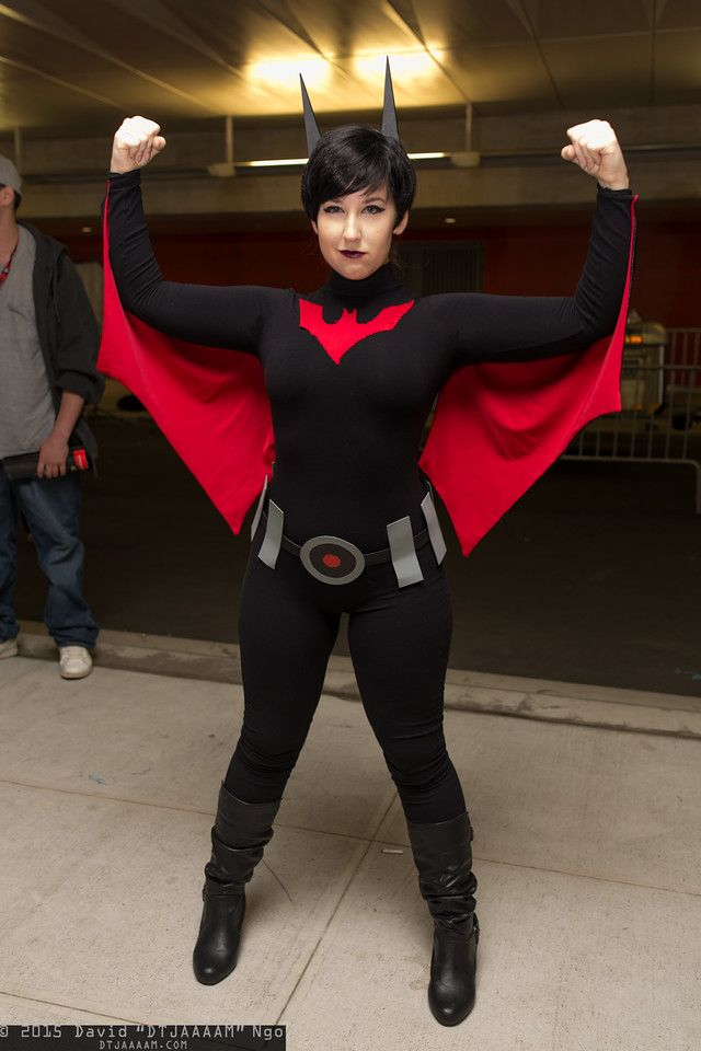 Batman Beyond (Terry McGinnis) #Rule63 #cosplay #NYCC2015