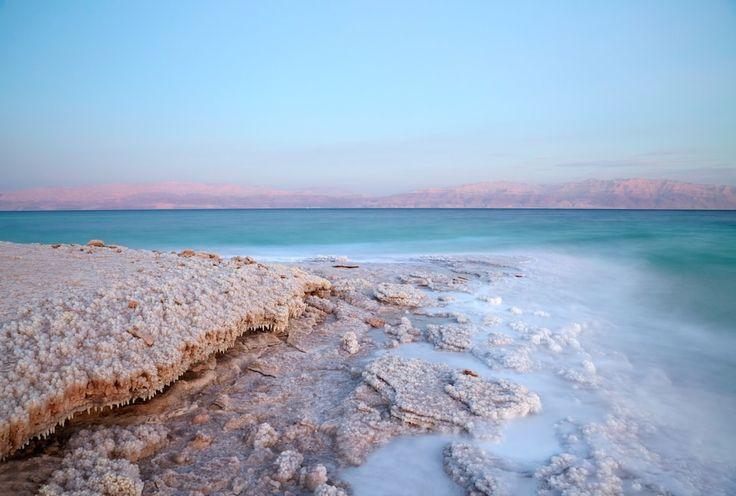 La mer Morte : 20 lieux sur Terre où l'eau a disparu - Linternaute