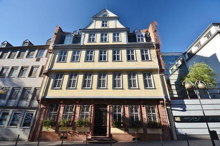 Goethe: Frankfurter Goethe-Haus, Frankfurt