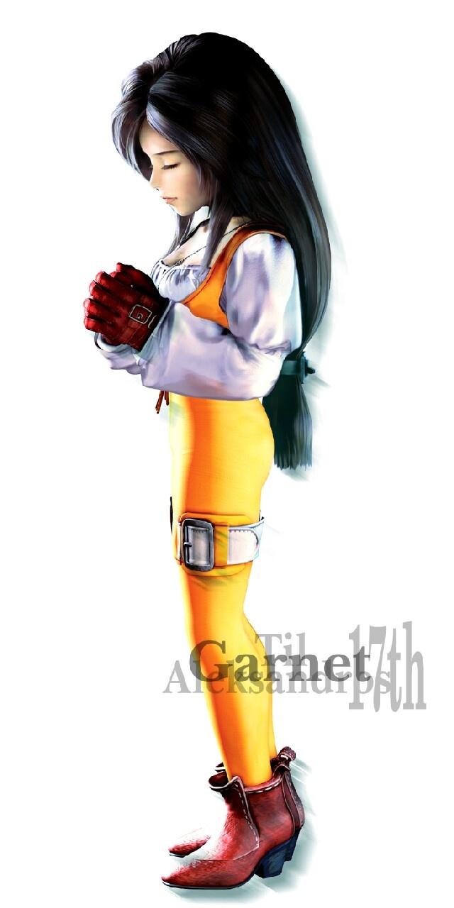Final Fantasy 9 - Garnet
