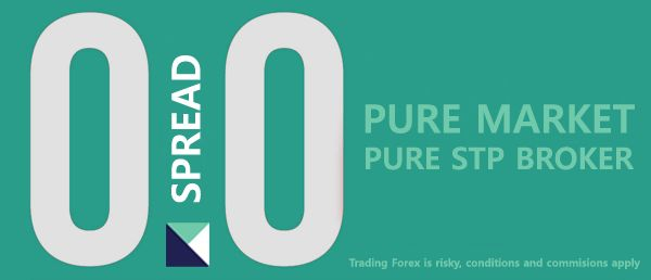 PureMarket - Forex trading broker for advanced traders.