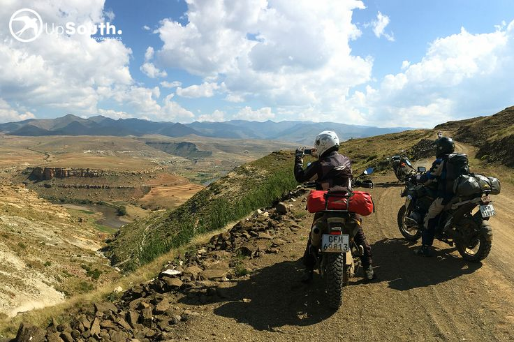 #motorcycletours #bmwmotorcycletours #adventuremotorcycletours #adventuretravel #travel #motorbike #bikelife #bike #ride #bmwmotorrad #lesotho #africa #southafrica #view #mountains #photooftheday #bmwgsriders #gravel #offroad #nature #outdoors #highlands #mountainkingdom #mountainpasses #sanipass