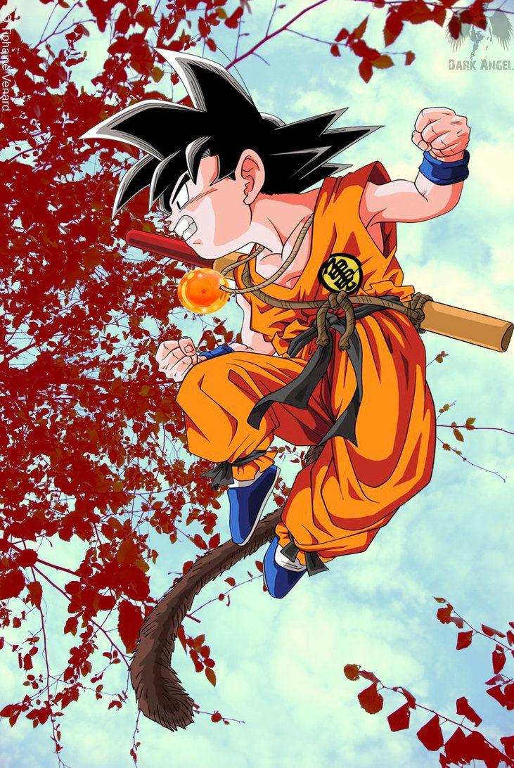 Kid Goku Wallpapers Wallpaper Goku Wallpaper Kid Goku Goku