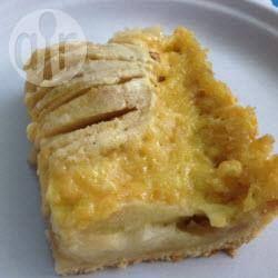 Elsässer Apfelkuchen als Blechkuchen @ de.allrecipes.com