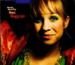 Veronika Harcsa Hungarian jazz singer
