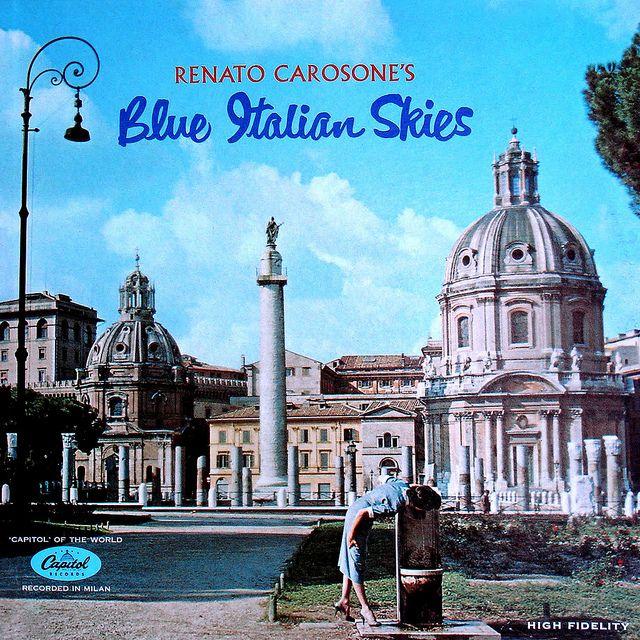Renato Carosone – Blue Italian Skies