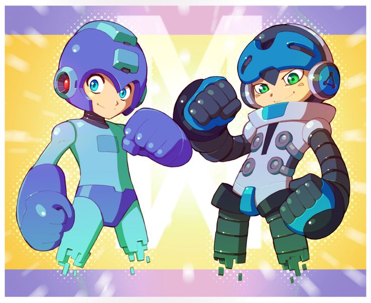 Mighty No.9 - Support Keiji Inafune Project! by Tomycase.deviantart.com on @deviantART