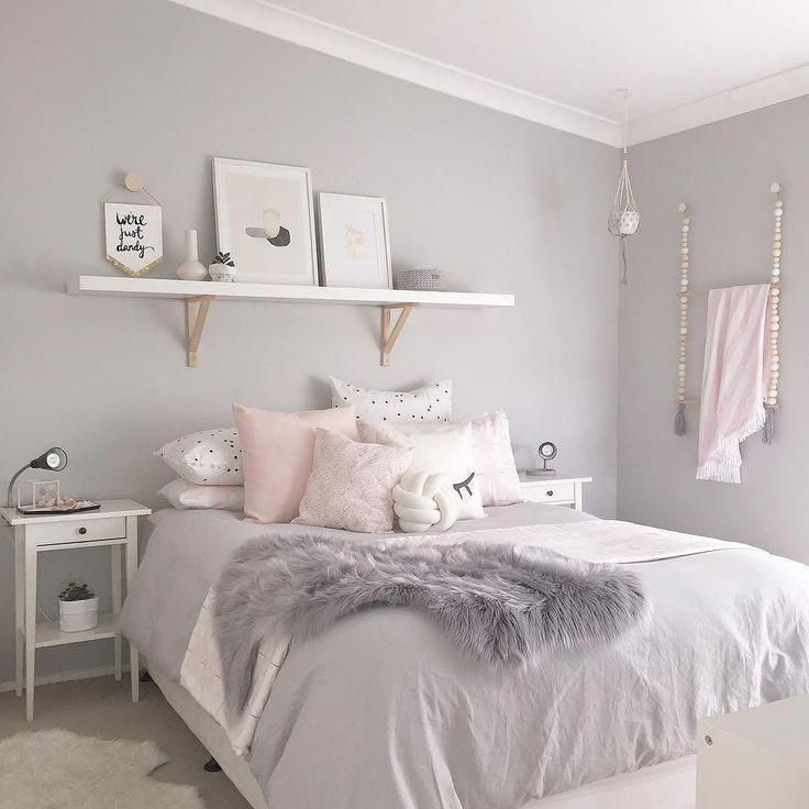 Pin On Teen Girl Bedrooms Ingenious Styling