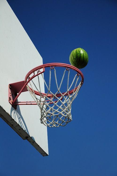 Graphic Basket ball