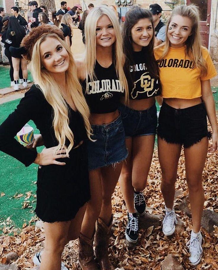 Fun friends cute teen
