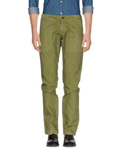 Prezzi e Sconti: #Dondup pantalone uomo Verde militare  ad Euro 135.00 in #Dondup #Uomo pantaloni pantaloni